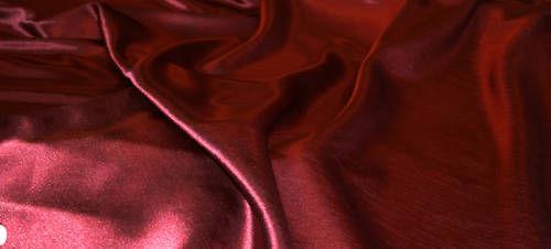 Burgundy Silky Satin Polyester Dress Fabric 60″ wide, 60m