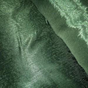 Bottle Green Satin