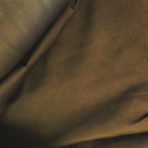 Brown Chocolate Polycotton Fabric