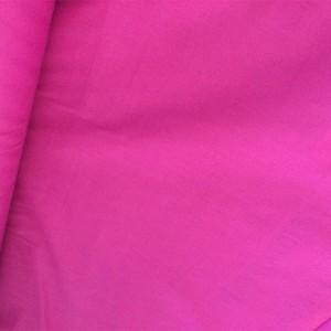 Cerise Polycotton Fabric