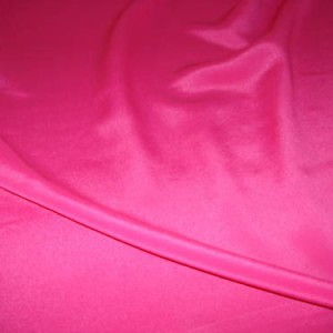 """Cerise Polyester Crepe Fabric 58"""" wide, 25m"""