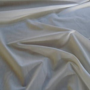 "Cream Poly Cotton Fabric 44"" wide, 25m"