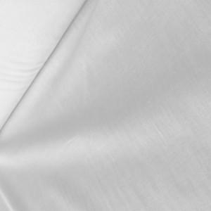 White Polycotton Fabric